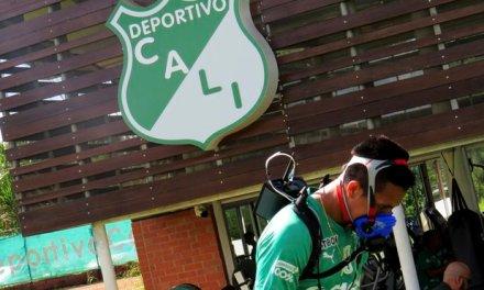 Primer día de la Pretemporada DeportivoCali.