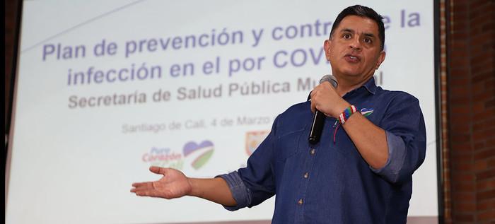 Cali se moviliza para contener el Coronavirus