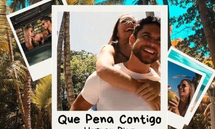 "Hernan Diez presenta su canción: ""Que pena contigo""."