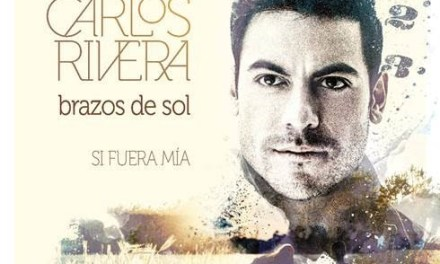 """CARLOS RIVERA  ENTREGA """"BRAZOS DE SOL"""""""