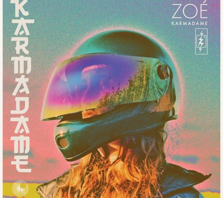 """ZOÉ Presenta """"Karmadame"""" Tercer sencillo de su séptimo álbum de estudio"""