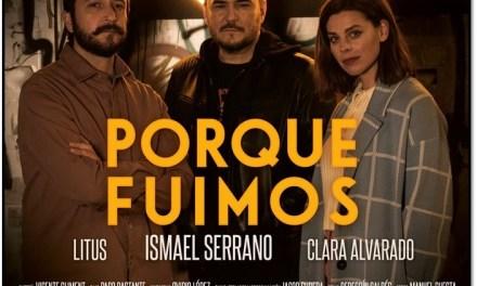 """ISMAEL SERRANO Presenta """"PORQUE FUIMOS"""""""