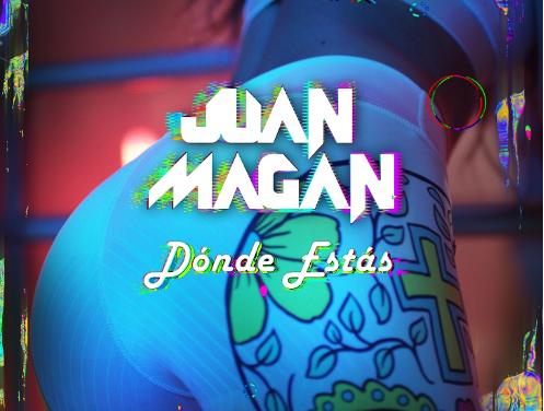 JUAN MAGAN publica nueva canción: «DÓNDE ESTÁS»