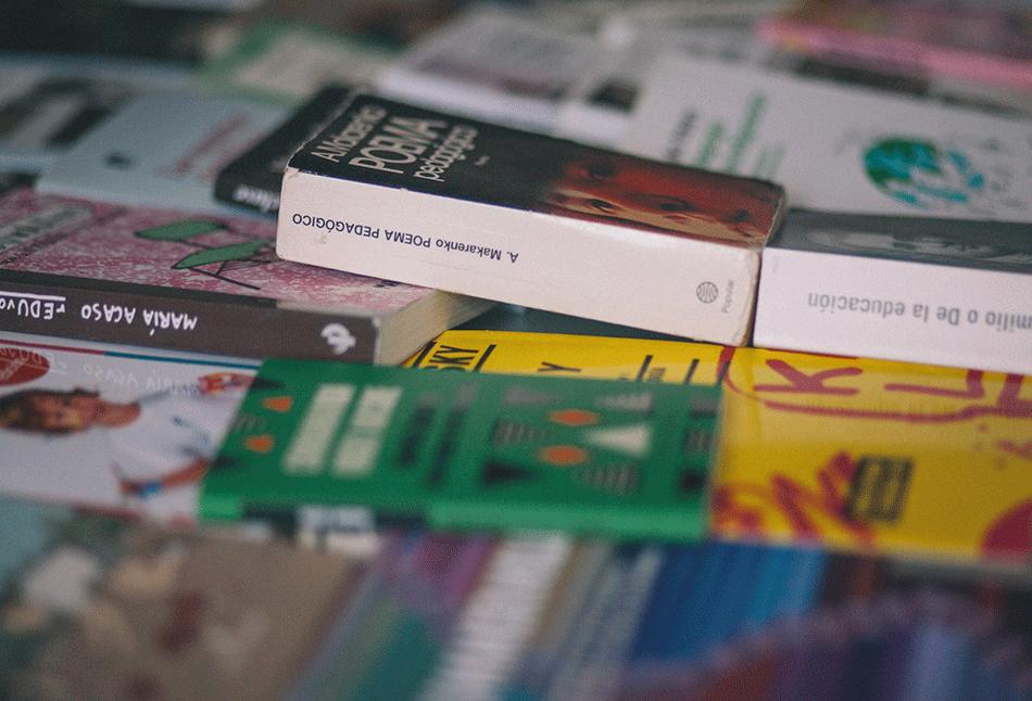 12 libros sobre educación indispensables el 23A