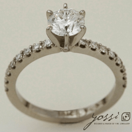 Classic Engagement Ring 4