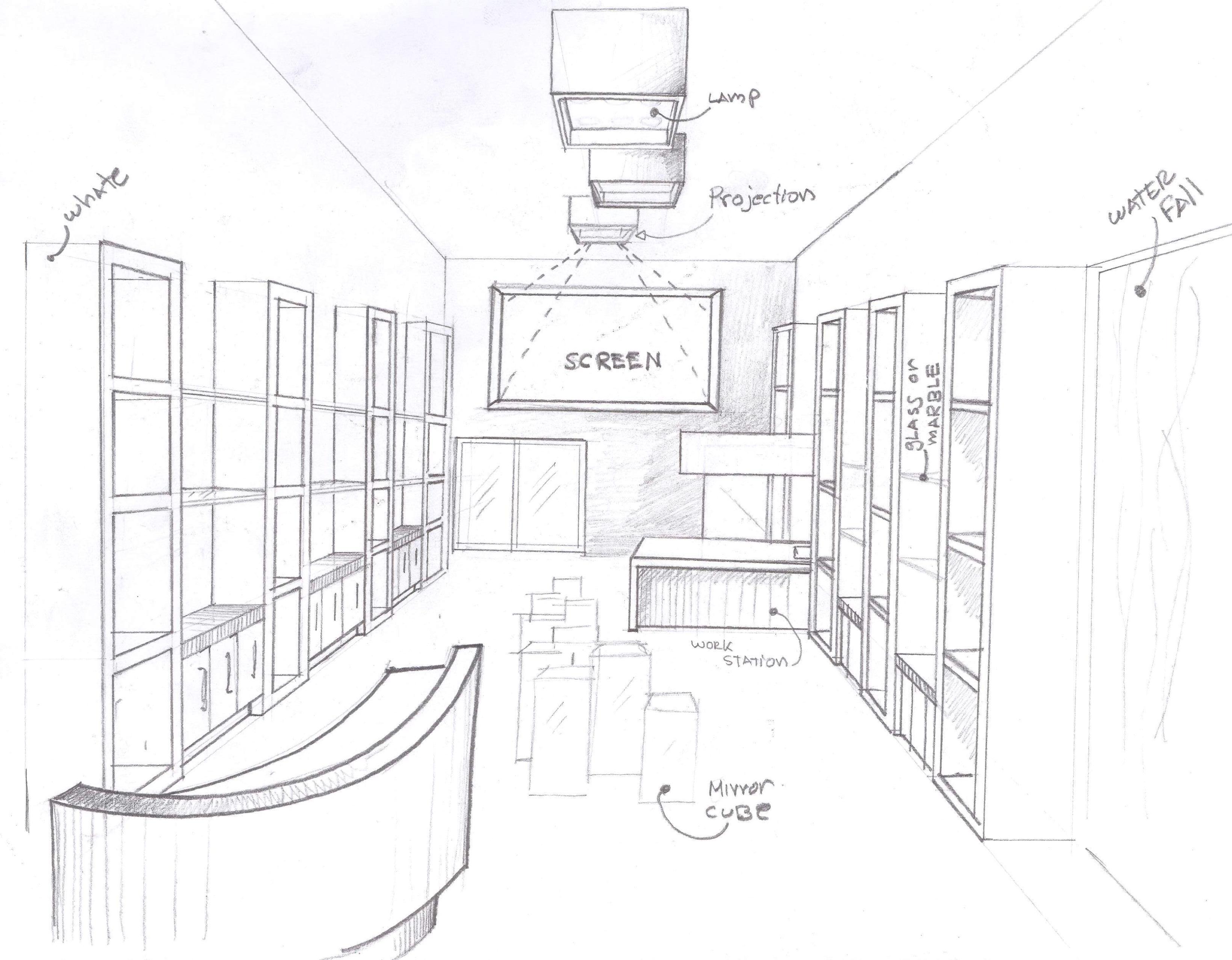 Bal Harbour Flower Shop Design By Yosvany Teijeiro
