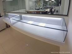 Floating Display Case