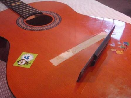 גשר בגיטרה