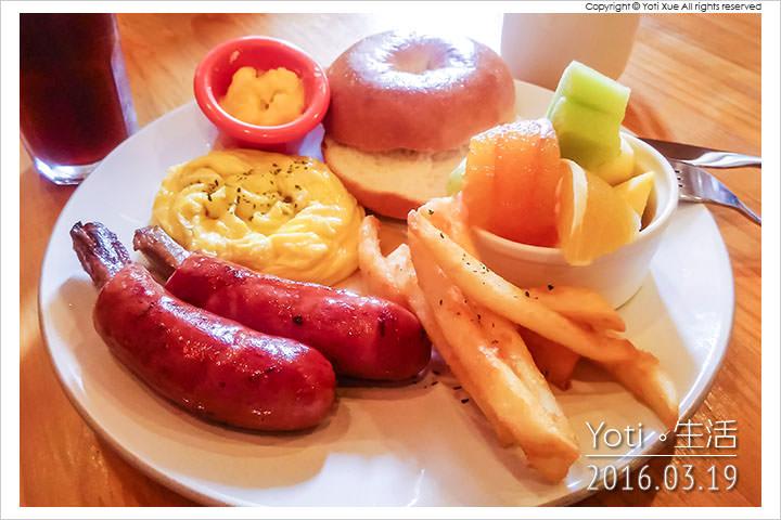 [花蓮市區] 木宅波米   民國路早午餐