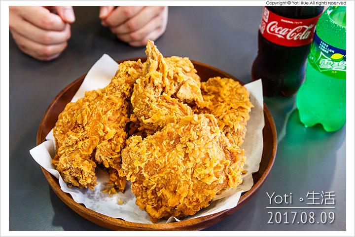 [花蓮吉安] 尼克炸雞-創始店   吮指美味一次到位!花蓮炸雞店中的佼佼者〈試吃邀約〉