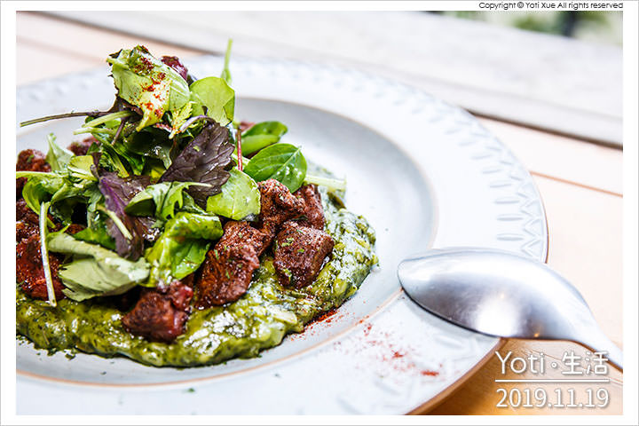 [花蓮太昌] 邦娜比堤咖啡館   Bon Appétit Café, 以預約客人為主的創意歐風小餐廳〈試吃邀約〉