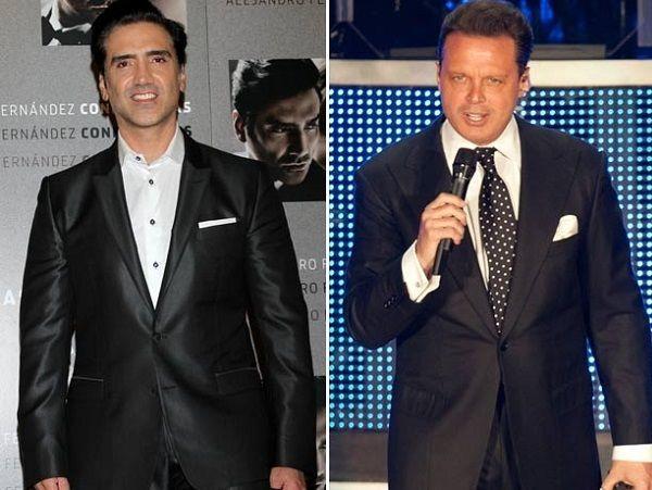 Luis Miguel y Alejandro Fernández, Gira de Conciertos en México