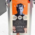 Pablo López recibe el Doble Disco de Platino