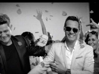 Marc Anthony y Alejandro Sanz presentan, Deja que te Bese
