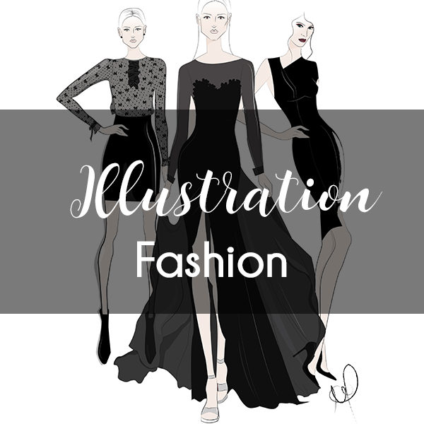 Portfolio Fashion Illustration