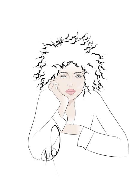 Messyhair_Fashion_Illustration