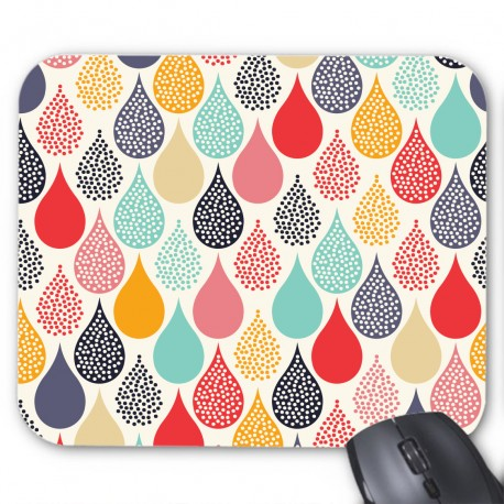 tapis de souris motifs scandinave ref 3133