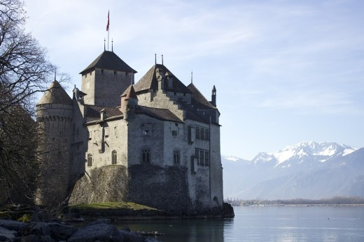 Chillon Castle – Montreux Vevey – Switzerland