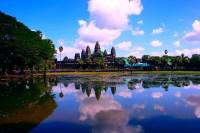 Angkor Wat, Cambodia, Siem Reap
