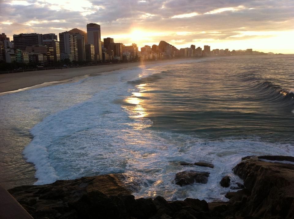 Copacabana, Rio