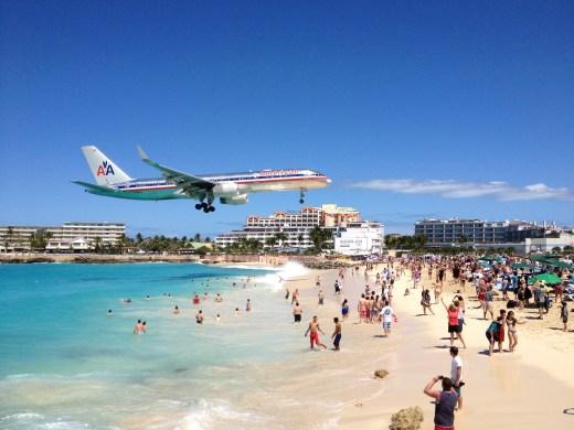 Maho Beach, Saint Maarten