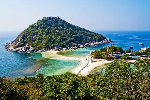 Koh Tao, Koh Nangyuan / Koh Nang Yuan, Thailand