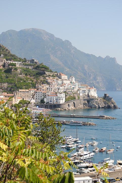 Costiera Amalfitana, Amalfi Coast. Italy