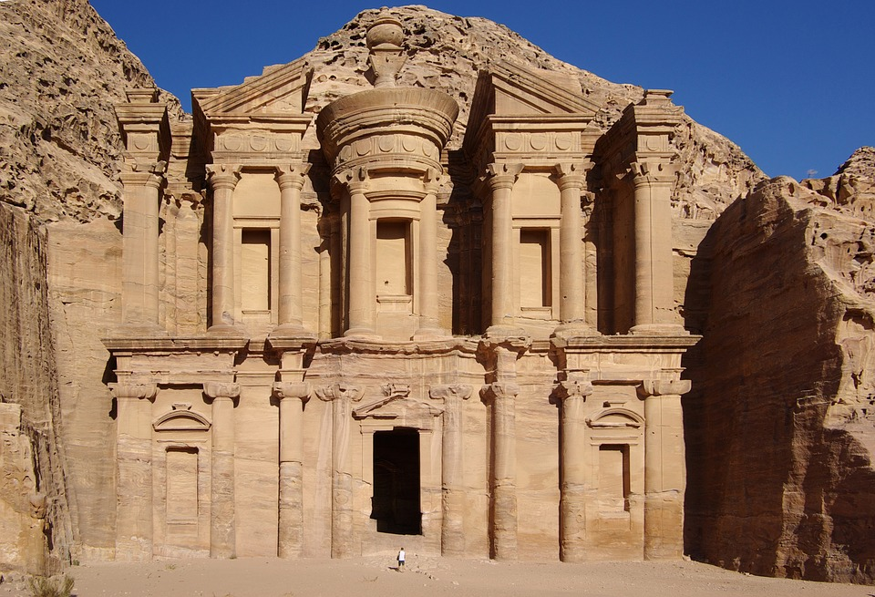 Petra, Ma'an, Jordan
