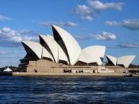 The Sydney Opera House, Sydney, Australia