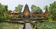 Ubud Royal Palace, Ubud, Bali, Indonesia