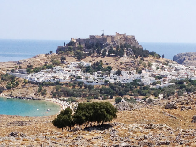 Lindos, Rhodes, Greece