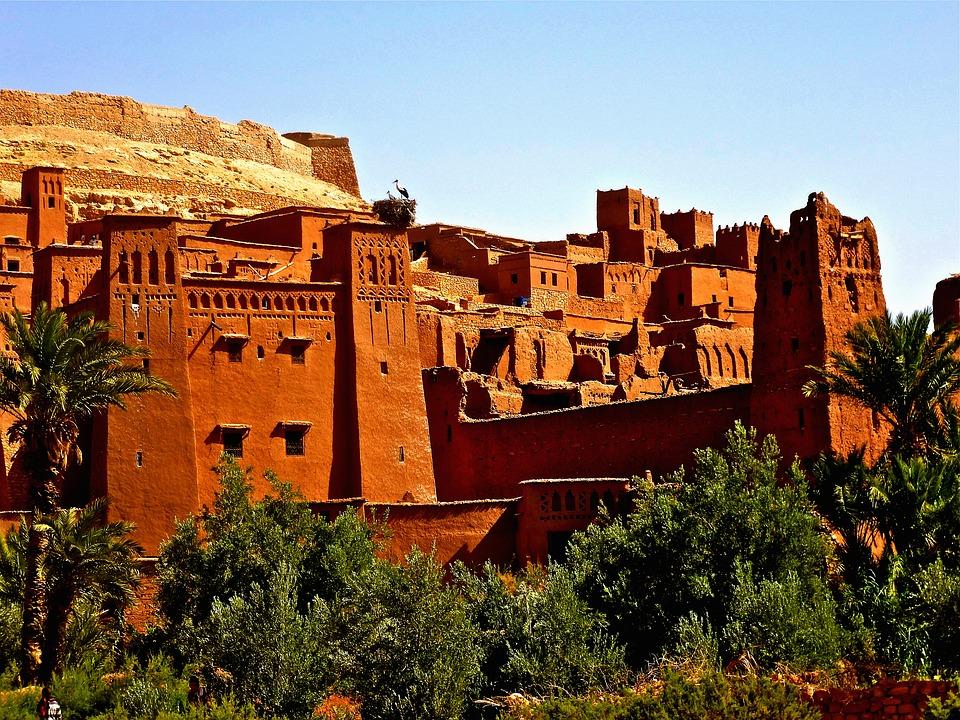 Benhaddou, Morocco