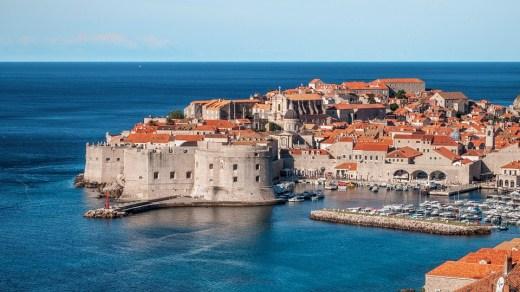 Dubrovnik, Dalmatia, Croatian