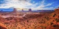 Monument Valley, Arizona–Utah, USA