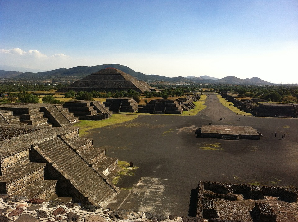 Teotihuacan, Valley of Mexico, Mexico