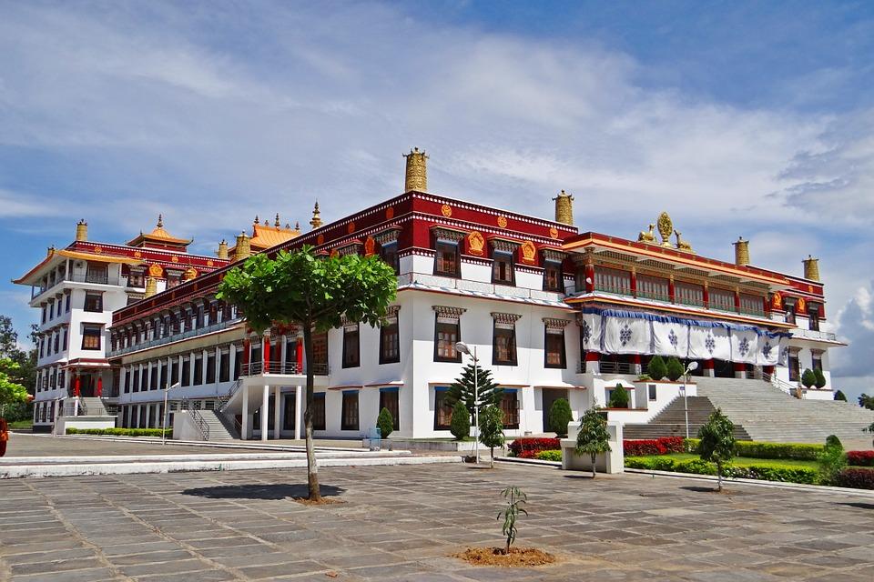 Drepung Monastery, Lhasa, Tibet, China