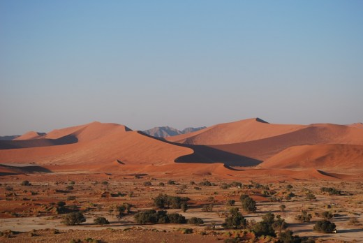 Sesriem, Namib, Namibia