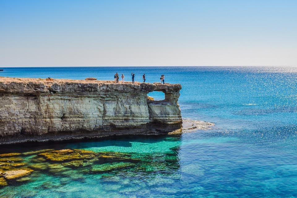 Cape Greco, Poyraz Burnu, Cyprus