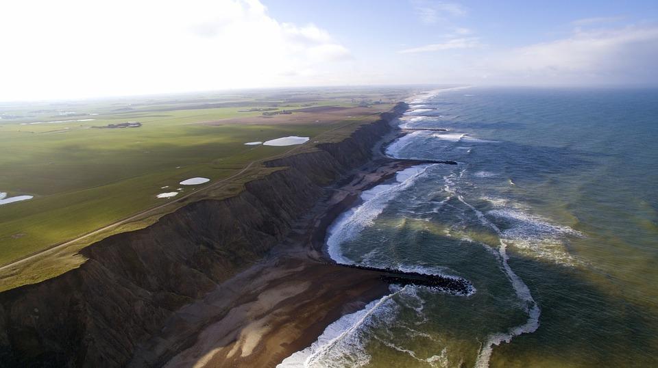 Coast of Denmark