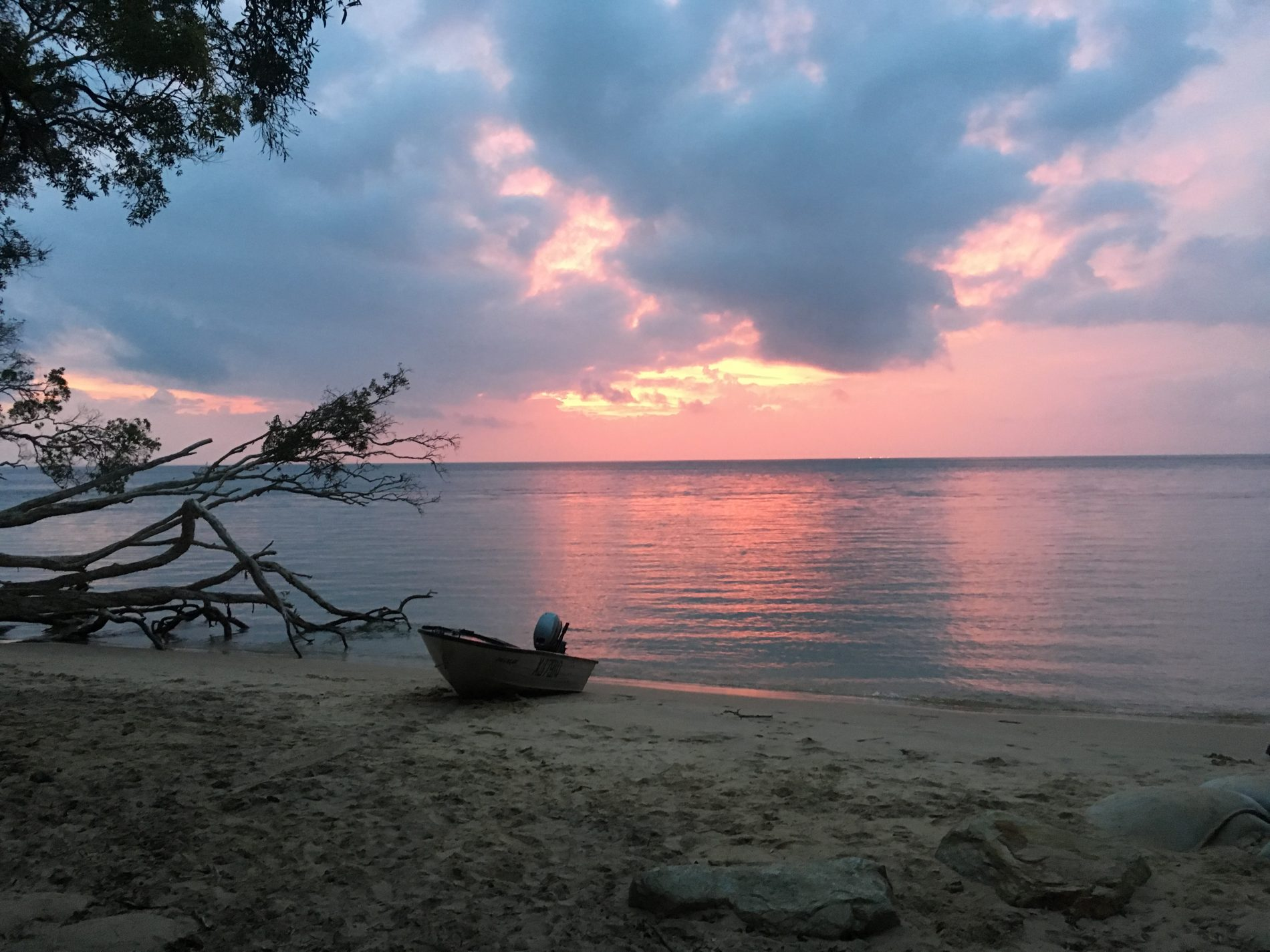 Amity Point Sunset