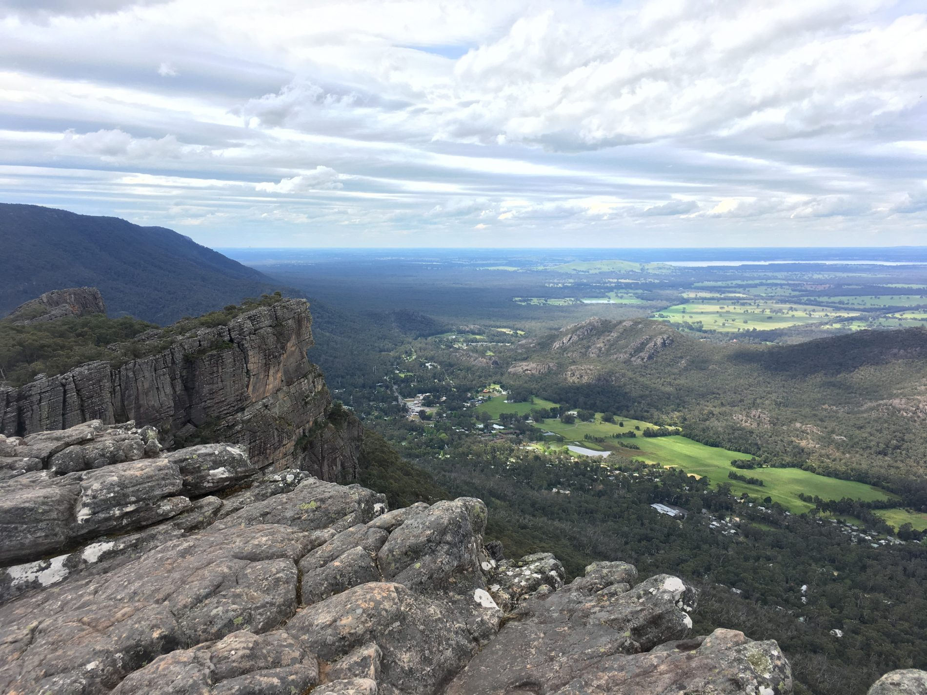 The Pinnacles Lookout
