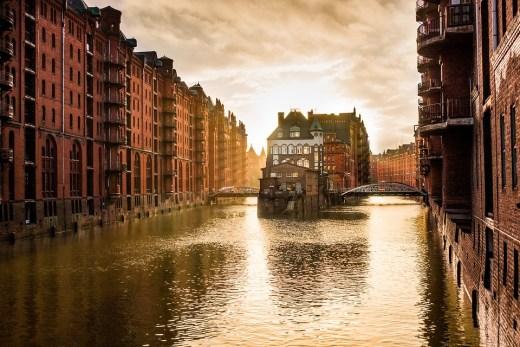 Steicherstadt Hamburg (Germany)