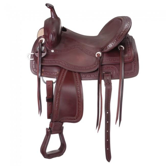 Как выбрать седло для лошади