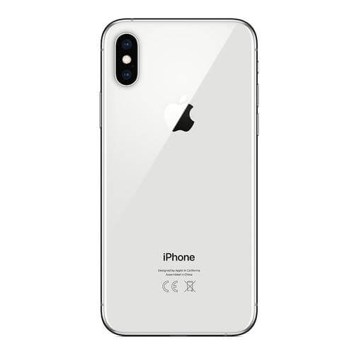 iPhone-Xs_zilver_back
