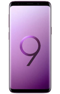 Samsung Galaxy S9 Lilac Purple
