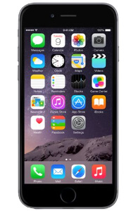 Refurbished Apple iPhone 6 Black 64GB