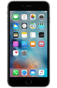 Refurbished Apple iPhone 6s Black 16GB