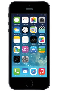 Refurbished Apple iPhone 5s Space Gray 16GB