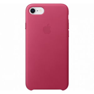 Apple iPhone 7/8 Leather Back Cover Roze