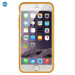 Iphone 6/6s Youcase Gold Front Case
